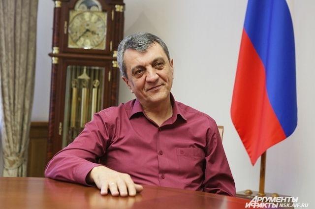 Красноярского губернатора Толоконского отправили вотставку