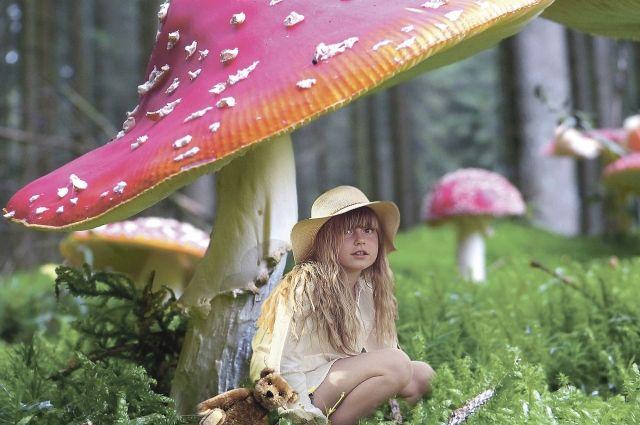 В Тюмени пройдет конкурс «Дюймовочка» для девочек 5-6 лет