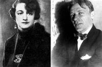 Елена Шиловская и Михаил Булгаков.