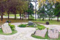 Археологический сад в Барнауле
