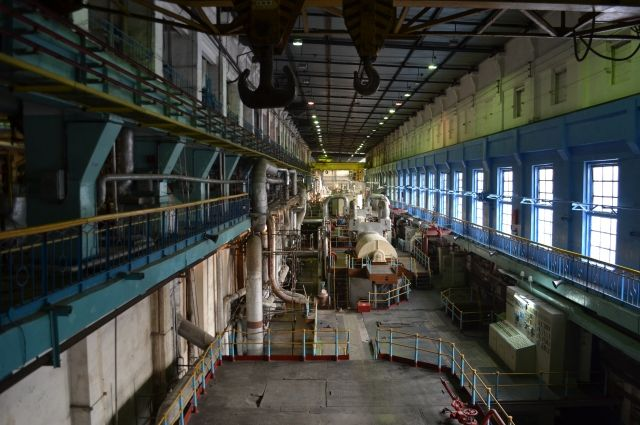 На Кемеровской ТЭЦ произошел выброс угольной пыли.