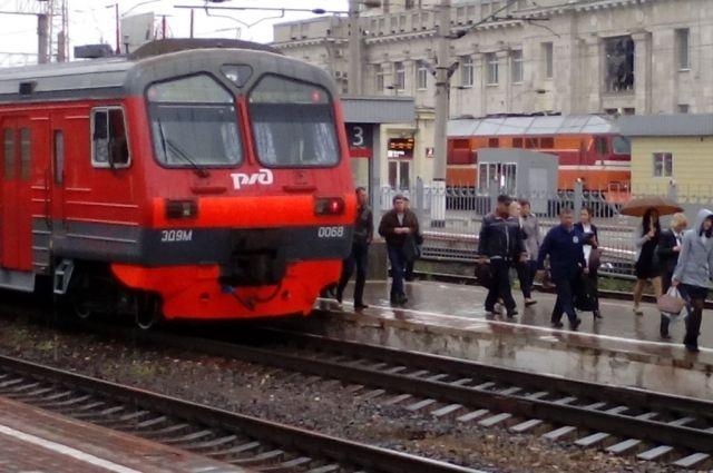НаТюменском железнодорожном вокзале умер мужчина