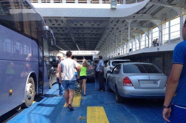 Засезон 170 тыс. человек приехали вКрым по«единому» билету