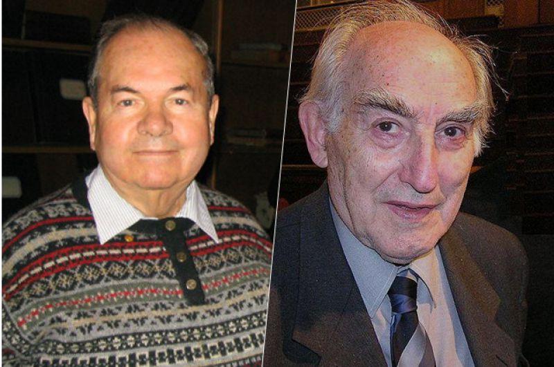 2003 год, Алексей Алексеевич Абрикосов и Виталий Лазаревич Гинзбург. Нобелевская премия по физике «за создание теории сверхпроводимости второго рода и теории сверхтекучести жидкого гелия-3».