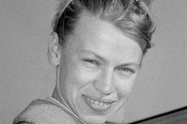 Тело советской фигуристки Людмилы Белоусовой кремировали