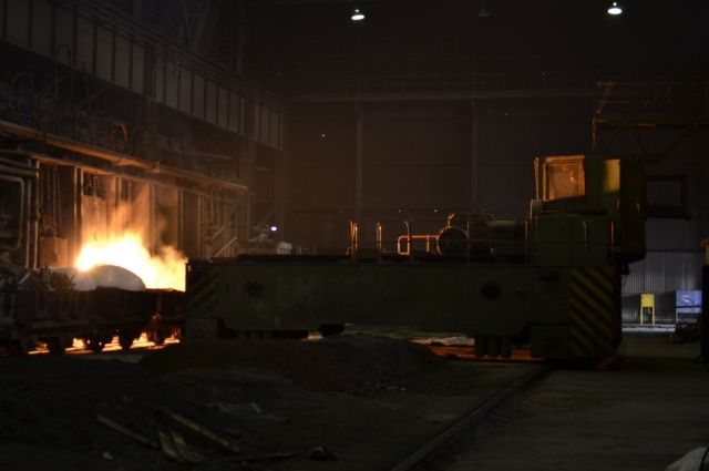 На заводе «Тюменьремдормаш» открыли цех по резке металла