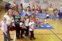 В Тобольске завершилась «Семейная игротека»