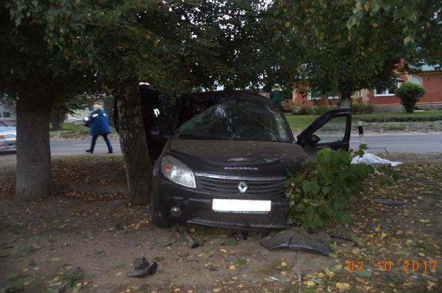 30-летняя рязанка погибла вДТП вселе Кораблино