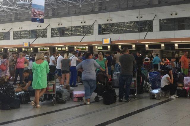 Всех туристов, ожидающих рейсов «ВИМ‑Авиа» из Турции, планируется вывезти 2 октября