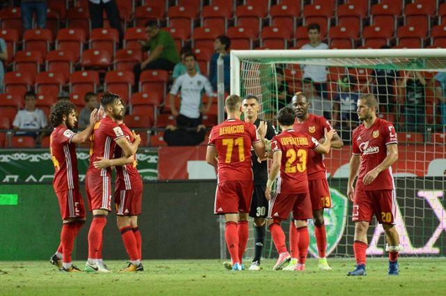 Сегодня тульский «Арсенал» сыграет контрольный матч сбелорусским «Торпедо-БЕЛАЗ»