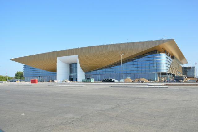 Новый терминал пермского аэропорта получил заключение Ростехнадзора