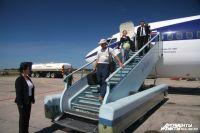 Открываются прямые рейсы по маршруту Калининград-Казань-Уфа - Новый Уренгой.