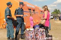 В 2014 году для беженцев из Украины в Ростовской области открыли продовольственные резервы.