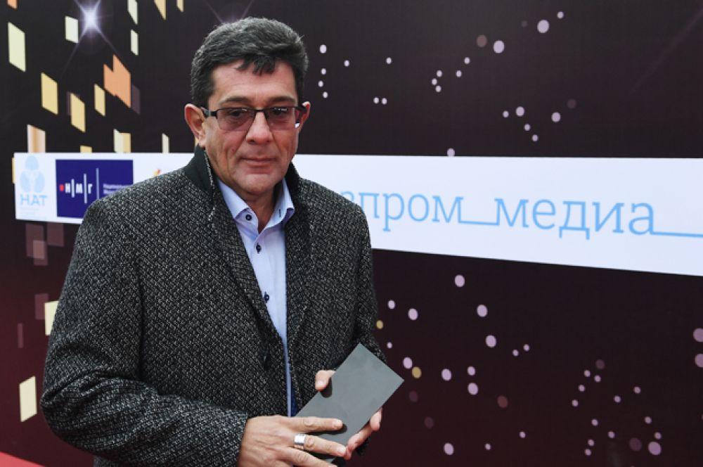 Телеведущий Петр Кулешов.