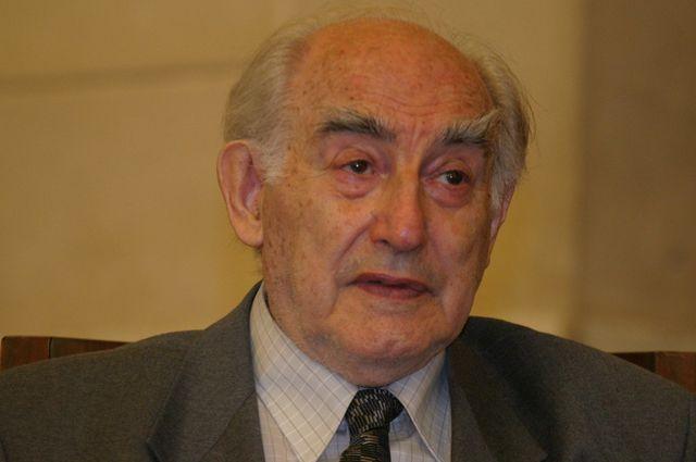Виталий Гинзбург.