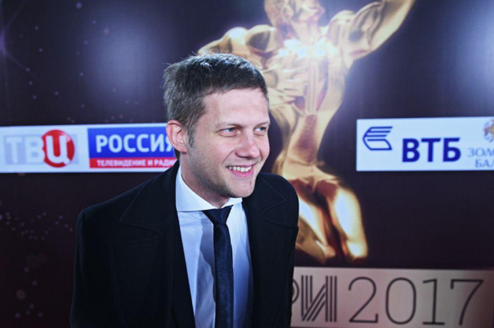 Журналист Борис Корчевников.