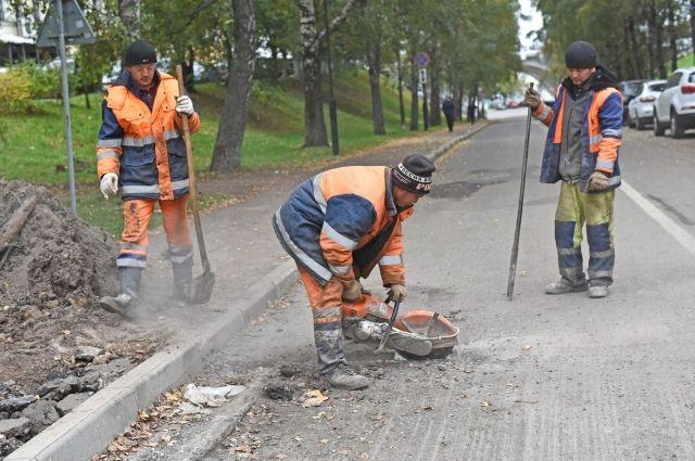 ВЯрославле на млн руб. оштрафовали дорожников, ремонтирующих улицу Терешковой