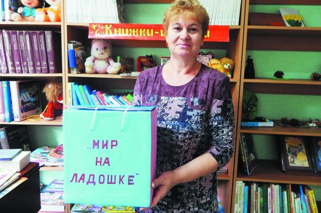 Библиотека Черниговки тоже участвует в добрых конкурсах.