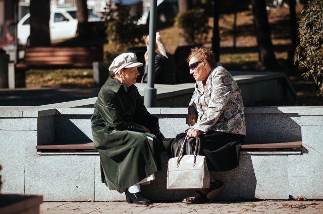Социальная поддержка пенсионеров - важная часть работы власти края.