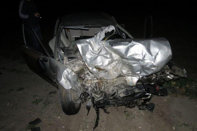 Ночное ДТП на Червишевском тракте унесло жизни 4 человек