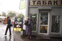 41 незаконный киоск выявили в Советском округе.