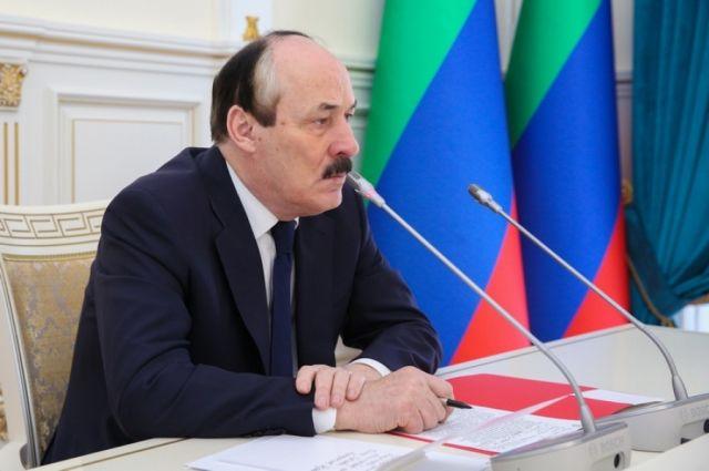 Абдулатипов считает Васильева хорошей кандидатурой напост врио руководителя Дагестана
