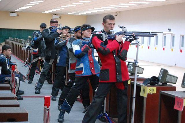 Стрелки изАрхангельской области взяли два «золота» начемпионате Российской Федерации