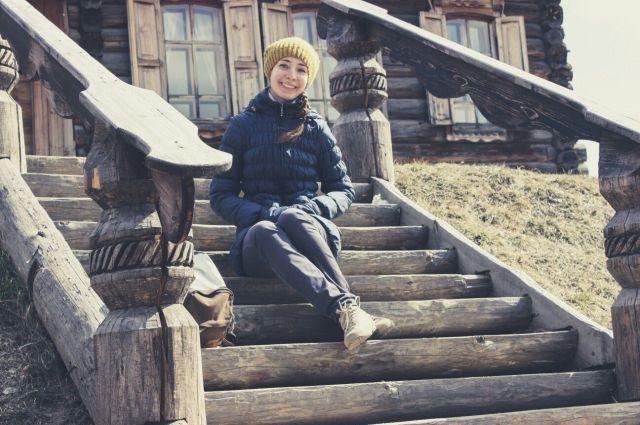 Юлия Вяткина.