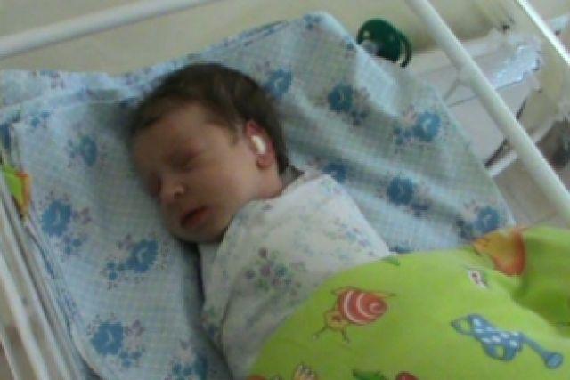 ВВологде пьяная мать уронила 5-месячного ребенка