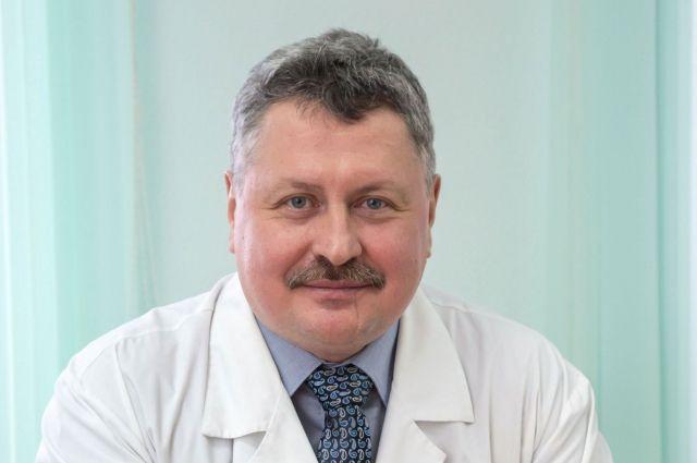 В Кемеровской областной больнице назначили нового главврача.