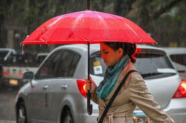 Синоптики объявили в столице штормовое предупреждение