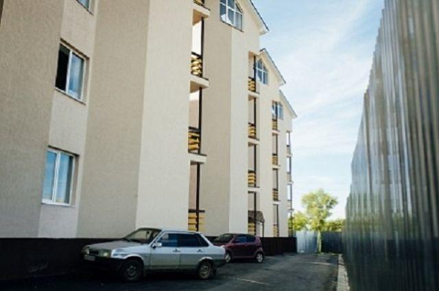 Дом на улице Турбинной.