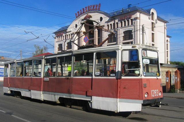 В основном районе Челябинска закроют движение трамваев