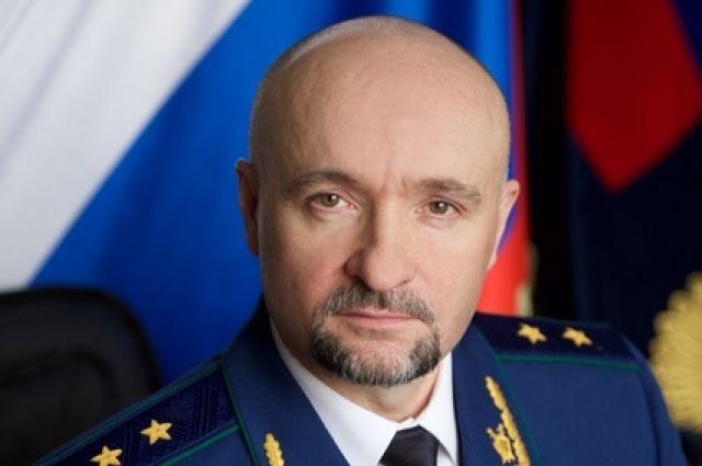 Носит звание почётного работника прокуратуры России.