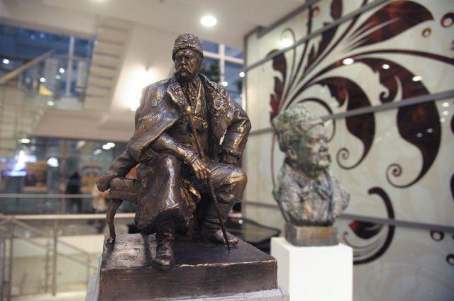 Как будут выбирать макет памятника Гиляровскому?