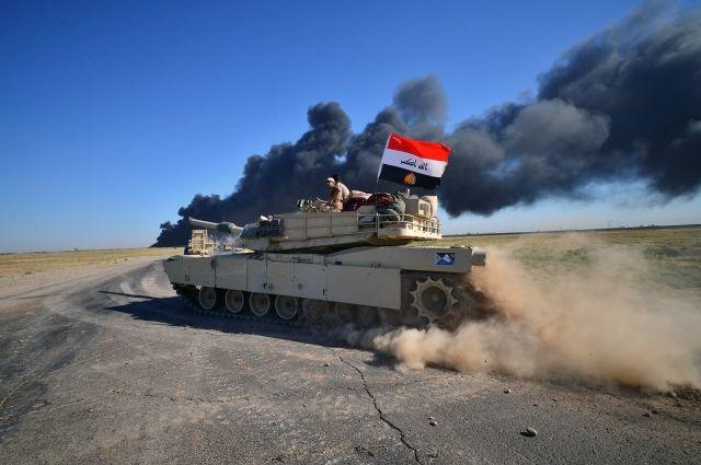 Виракской армии подтвердили информацию овзятии оплотаИГ насевере страны