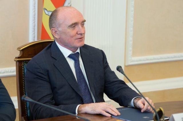 Потенциальный резидент ТОСЭР представил губернатору проект нового завода вБакале