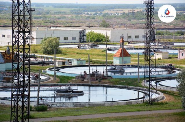 «Росводоканал Омск» проводит постоянный мониторинг проб воздуха.