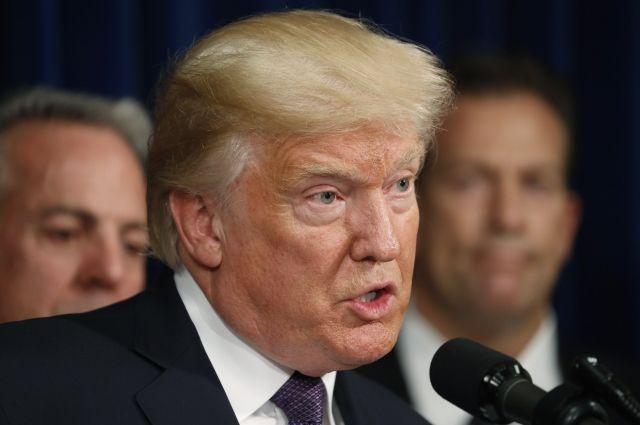 Трампу оповестили обинциденте с военнослужащими США вНигере