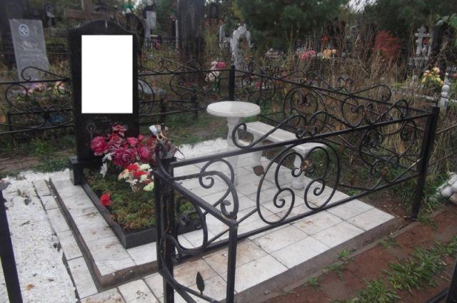 Гражданин Донского подозревается вкражах оград складбища
