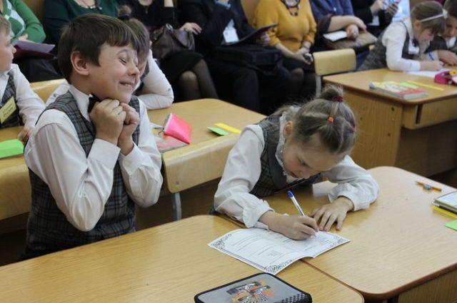 Школы Кемеровской области вошли в число лучших по России.