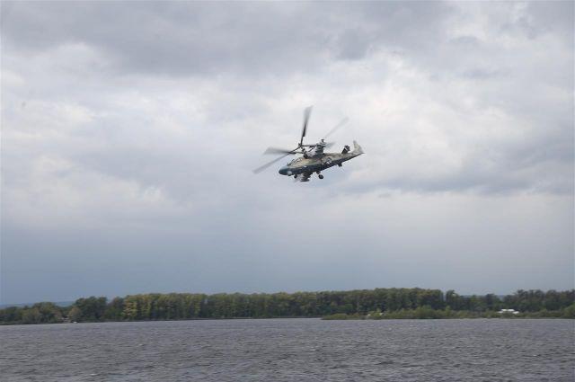 Вертолёты приземлились в Шурышкарском и Ямальском районах
