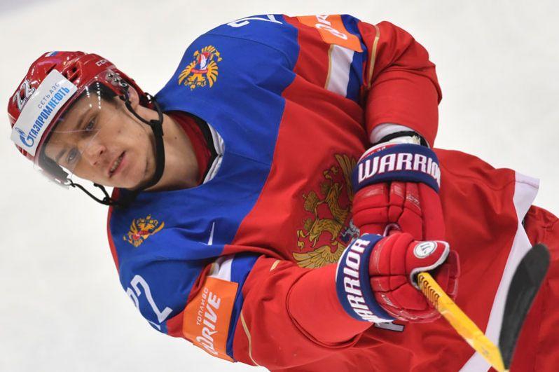 Никита Зайцев («Торонто»).