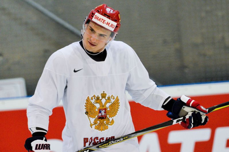 Дмитрий Орлов («Вашингтон»).