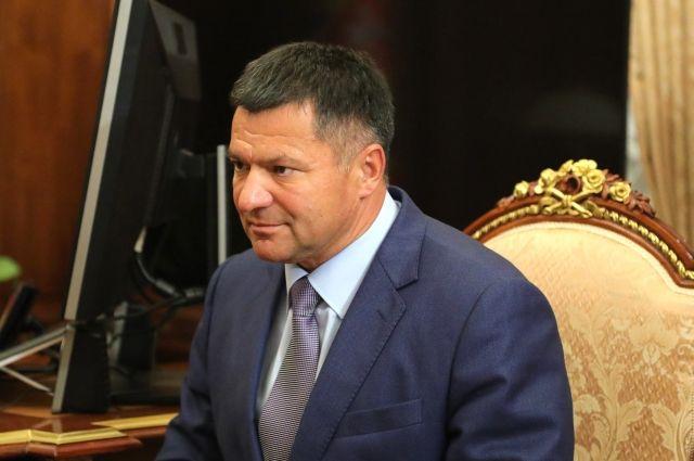 Врио главы Приморья Андрей Тарасенко прибудет во Владивосток в четверг