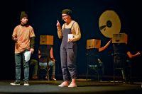 Первый спектакль показал народный театр «ШуМиМ».