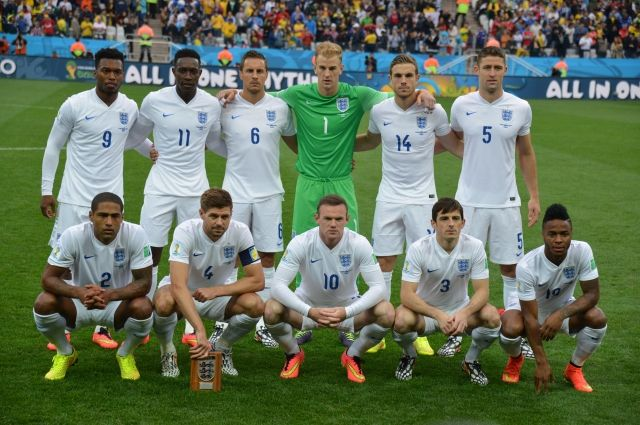 Команды в англии по футболу