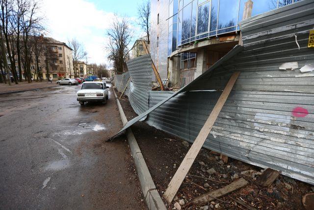 МЧС предупредило волгоградцев осильном ветре вгороде иобласти