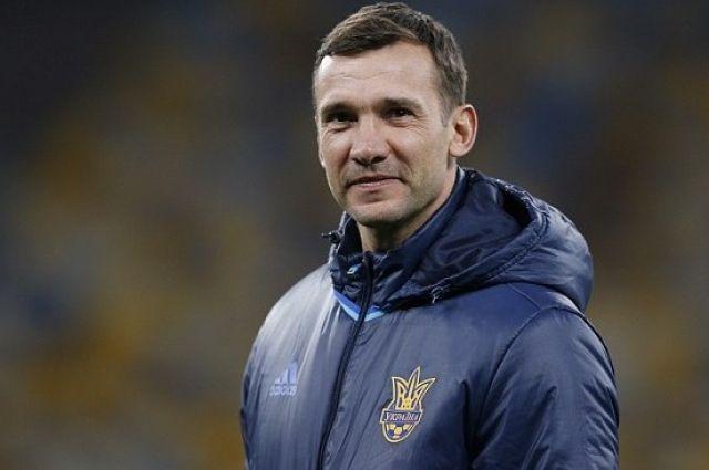 Шевченко дал пресс-конференцию перед матчем с Косово