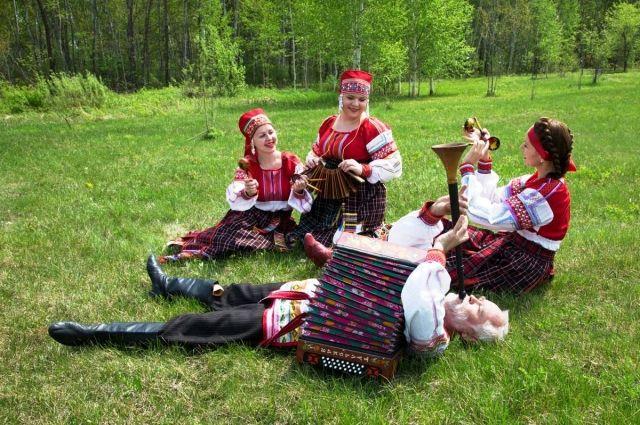 В Барнауле пройдут народные гулянья в парке Центрального района.